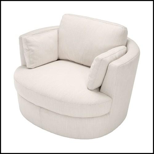 Table de repas rectangulaire en chêne naturel massif et en fer brut 154-Oak and Iron