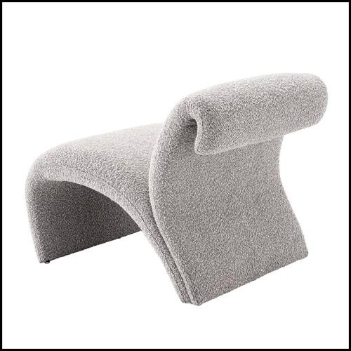 Lampe avec structure en laiton massif poli et avec barres de verre en cristal 164-Highlight Brass High