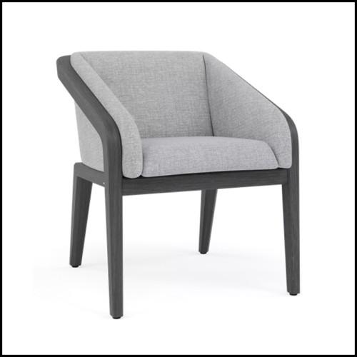 Table en acier finition gold rose chromé et avec plateau en verre fumé noir 162-Rose Gold