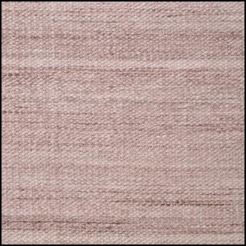 Bibliothèque avec structure en noyer massif avec étagères modulables et tiroirs 154-Library