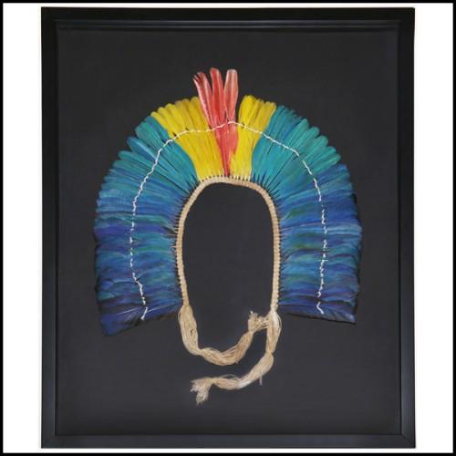Chaise en acier inoxydable poli, utilisant les propriétés de flexion de la tôle d'acier 193-Bloat