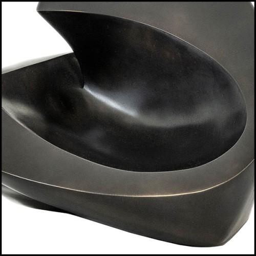 Miroir fabriqué en acier inoxydable poli utilisant les propriétés de flexion de la tôle d'acier 193-Target 120