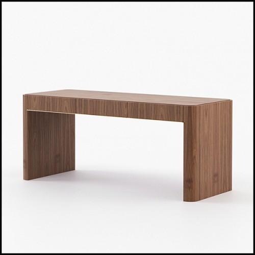 Sculpture Set de 2 Manchots Empereur en résine laquée blanche vernie PC-Penguin Set