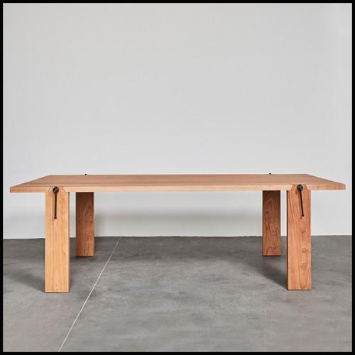 Lampe de table en marbre gris et en laiton avec finition vintage avec abats-jour en lins 24-Miller
