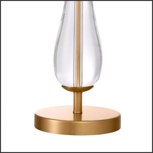 Miroir finition antique gold et miroir convexe 24-Sol