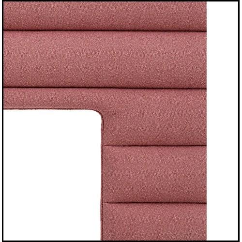 Décoration murale impression du portrait de Jack Nicholson avec cadre en bois blanc 24-Jack