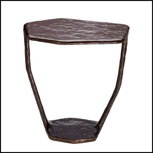 Décoration murale impression du portrait de Muhammad Ali avec cadre en bois 24-Ali