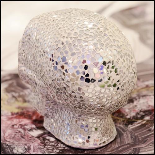 Lampe de table en forme ananas finition plaquée or 157-Ananas