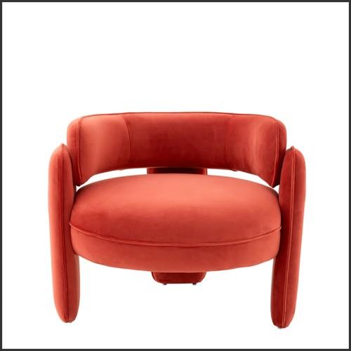 Table d'appoint avec motif cannage sur verre gris fumée 146-Cane Smoke