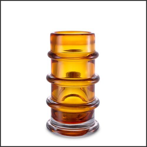 Table d'appoint en laqué bleu 162-Timeo Blue