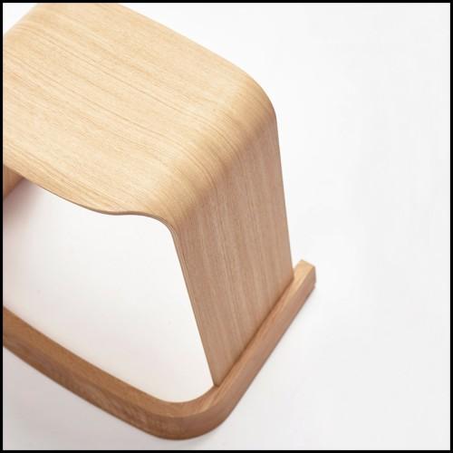 Lampe à poser laiton antique avec abat-jour noir 24-Aerion
