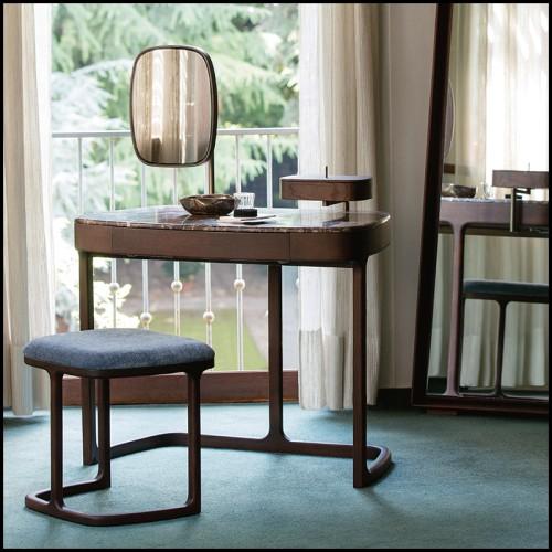 Vase en porcelaine avec corde peinte 24-Hernando L