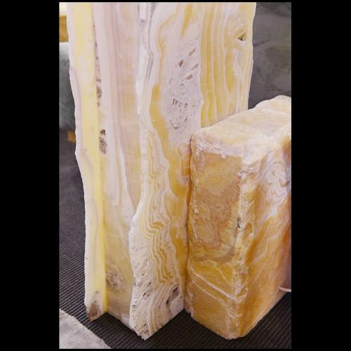 Table d'appoint / Chevet avec tiroirs sycomore naturel 119-Danese