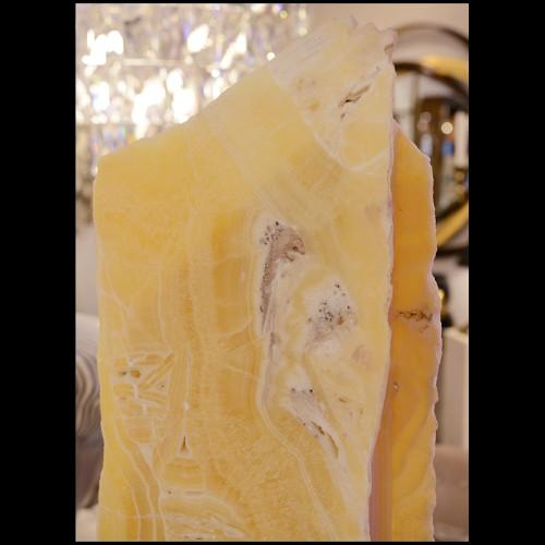 Table d'appoint avec base en fer forgé 119-Navour