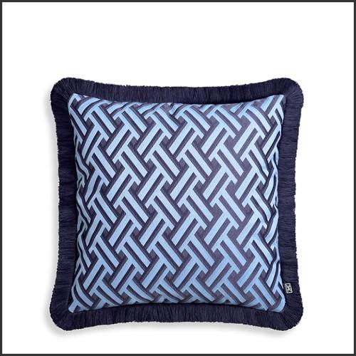 Miroir avec cadre en bois massif finition Oro Nero 119-Garches