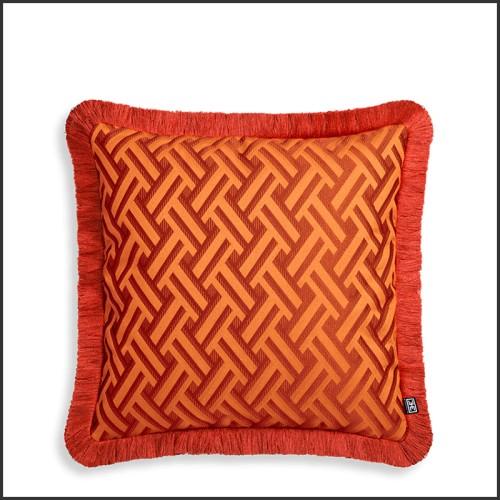 Miroir acajou petit cubes 119-Cubisme