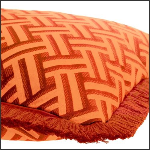 Miroir archée détail coquillage 119-Saffron