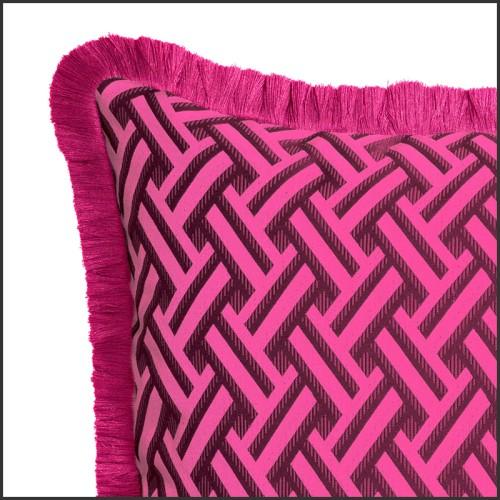 Miroir avec cadre façons bulles 119-Nymphea