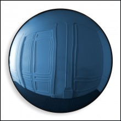 Miroir convexe bleu 24-Pacifica