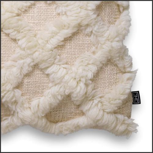 Table d'appoint trépied et finition bronze 24-Kubu S