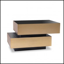 Side Table overlapping square 24-Shelton