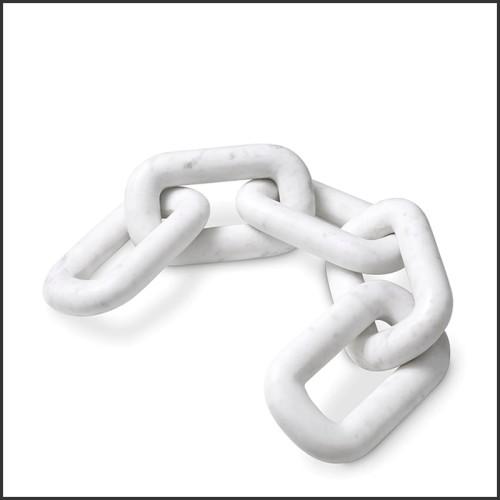 Lampe avec base en verre cristal clair 24-Titan