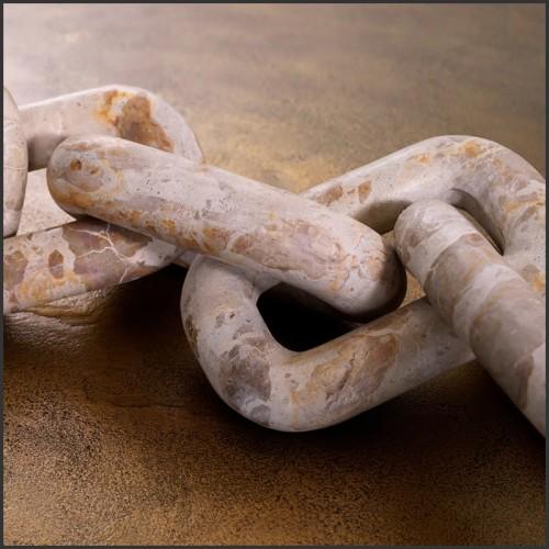 Coussin motif feuilles de palmier 24-Mustique S
