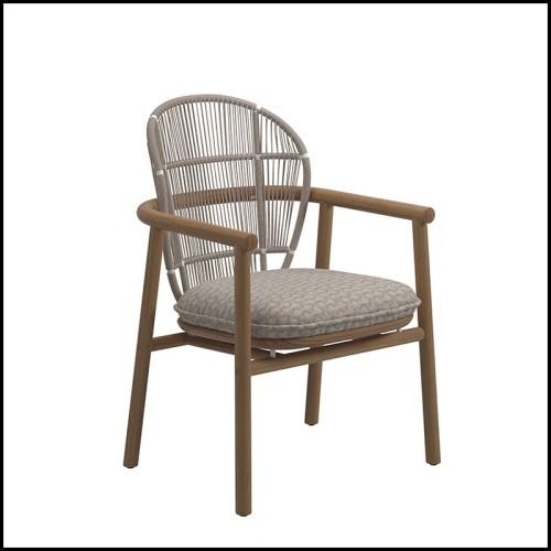 Coussin carrée velours noir 24-Roche Black