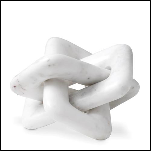 Chaise longue structure en teck et textile Black 48-SIENA Black