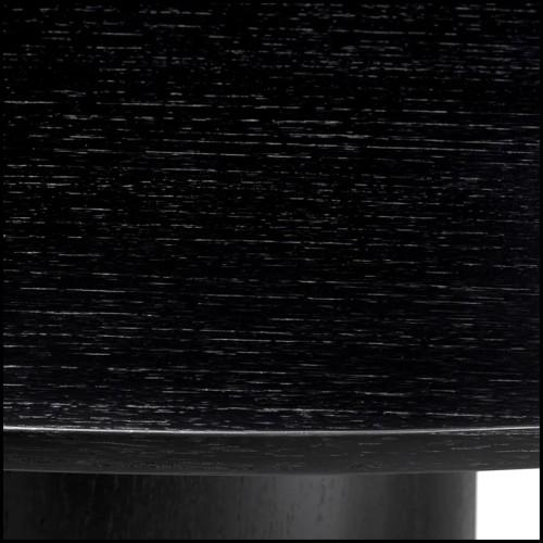 Coussin avec motif losange noir et blanc 24-Splender