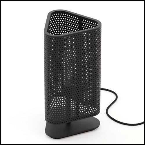 Applique avec cylindre en albâtre et tubes finition laiton antique 24-Bartoli