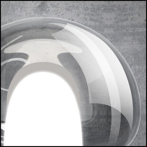 Sculpture en bronze massif noici 190-Human Love