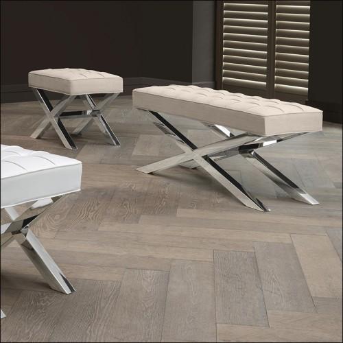Set de Tables d'appoint 24- Hoxton Brass