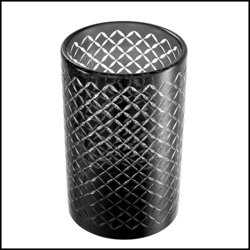 Modular sofa in waterproof fabric and aluminum frame 45-Grid