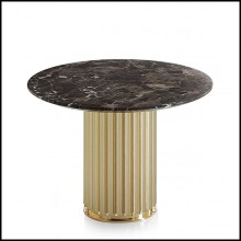 Table basse 150-Colisee Gold