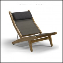 Reclining Chair 45-Bay Lounge