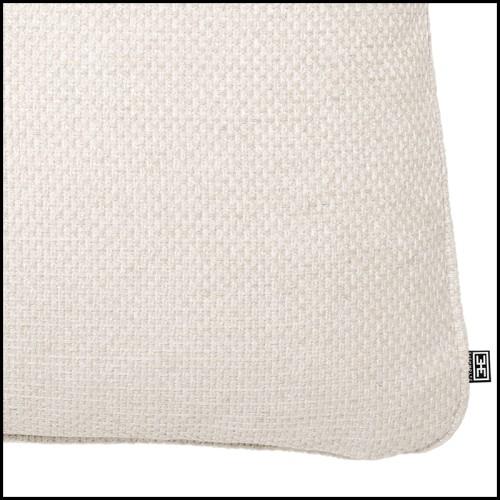 Vase en céramique laquée 38-Nacre White Large