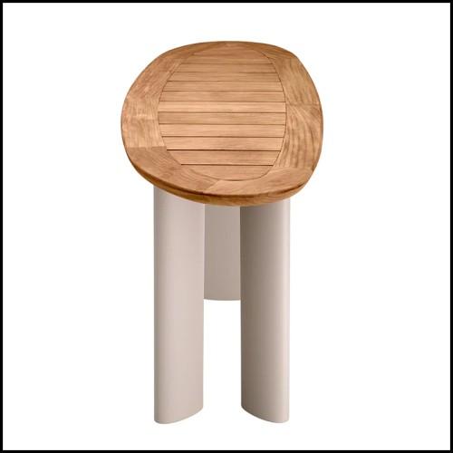Table d'appoint 36-Ida Cobalt