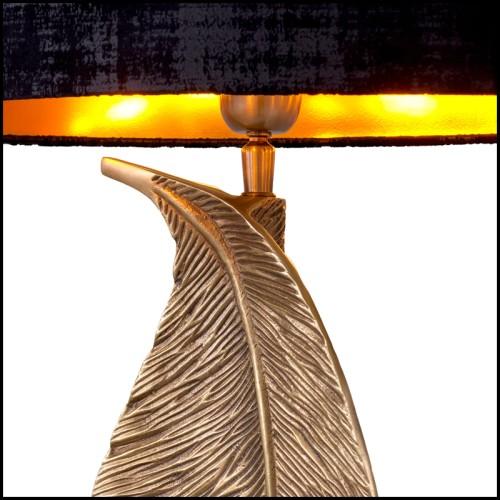 Commode HOWARD-36, en bois et  aluminium