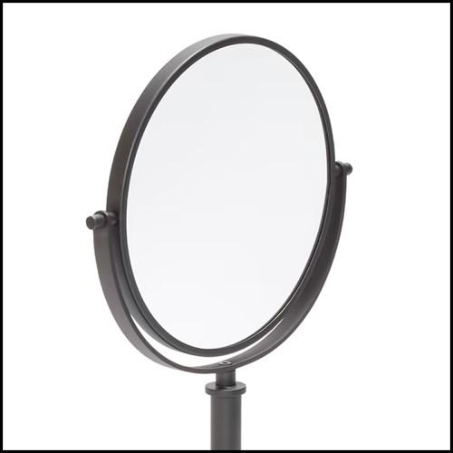 Canapé en tissu avec structure en bois massif entièrement déhoussable 152-Louisa