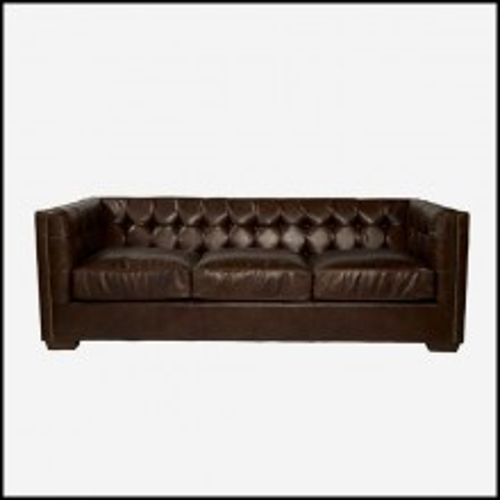Canapé en cuir 36-Armstrong