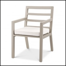 Dining Chair Outdoor 24-Delta Sand