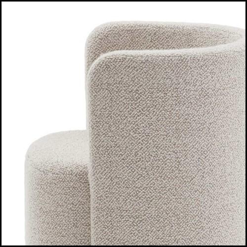 Chaise de salle à manger d'extérieur24-Delta