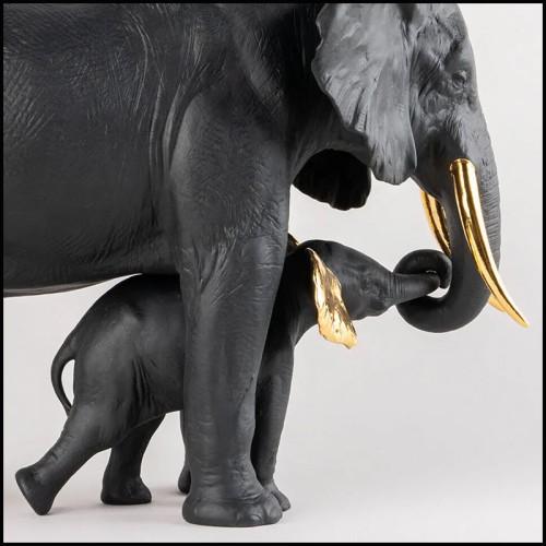Canapé d'extérieur en osier tissé 45-Mistral