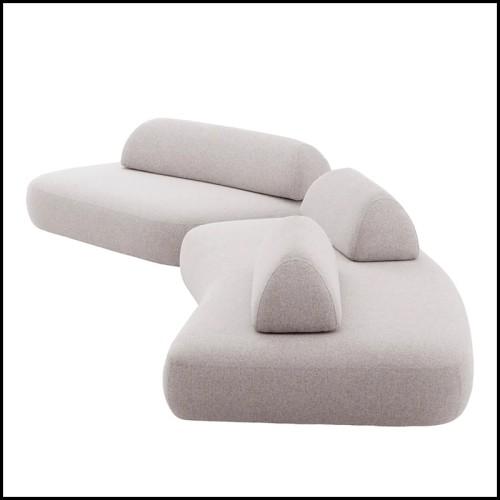 Vase 162-Golden Red Large