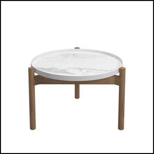 Table basse 62-White Stone