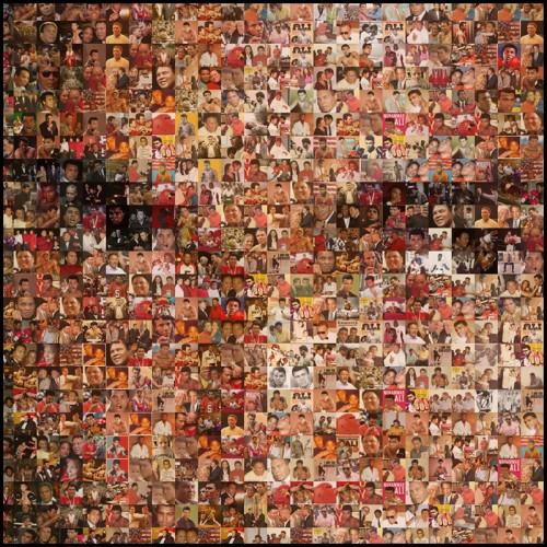 Lampe avec pied de lampe en acier et base en chêne massif 152-Cône
