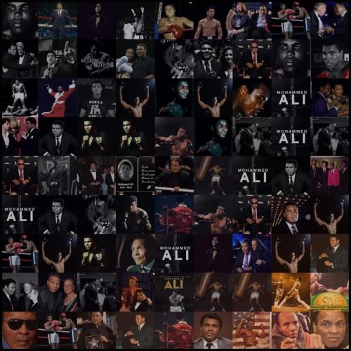 Lampe en aluminium et base en bois 152-Cage