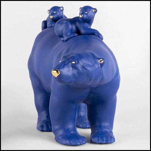 Lampe avec structure cristal 24-Kensington