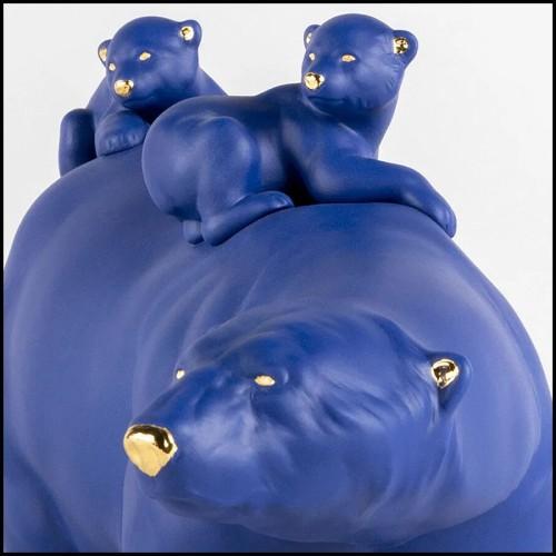 Lampe avec structure en nickel 24-Maryland